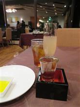 八ヶ岳ホテル風かさんのお食事(山梨・長野一人旅4)