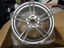今日のホイール TSW Mechanica(メカニカ) -BMW 6シリーズ用-