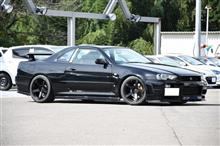 BNR34 GTR 鈑金修理(^^)/