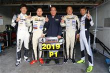 スーパー耐久 最終戦 岡山国際サーキット 予選
