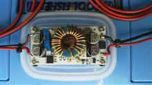 ハスラー 簡易アイソレータ充電改善?