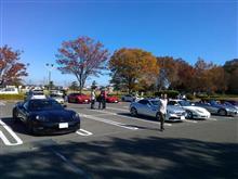 天気がいいので邑楽タワーミーティングに行って来ました。