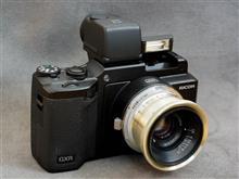 ロシア製オールドレンズ Jupiter-12 35mm f2.8