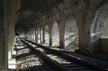 室蘭本線 旧栗山トンネル
