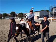 体験 乗馬体験とフェアレディ