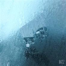 フロントガラス凍る