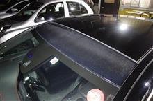 【メルセデス・ベンツ CLA45 塗装劣化&自家補修修理・塗装】東京都東村山市よりご来店のお客様です