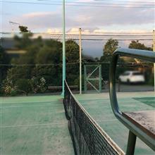 ひさびさのテニス会🎾♫