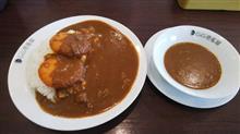 今日のお昼は、ココイチ   #カレー #ココイチ #カレーハウスCoCo壱番屋