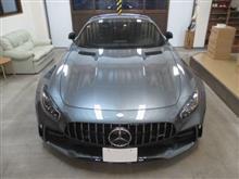 メルセデス・ベンツ Mercedes(メルセデス)-AMG GT R、採寸&装着確認(完成)