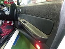 放置車両 内装カビだらけ・・・