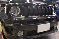 イタリア産の「アメ車」!ジープ・レネゲイド・ナイトイーグルのガラスコーティング【リボルト東京WEST】