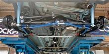 ダンパー、タイヤ、油脂類交換して防錆コーティングも。メンテきっちりで愛車フレッシュ。