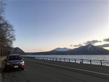 2019.11.17 あいすの家と支笏湖とこばやし峠と幌見峠