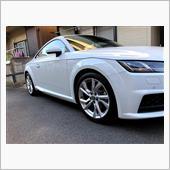 絶滅危惧種 Audi TT購入