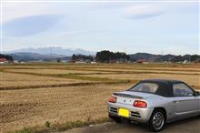 栗駒山ドライブ