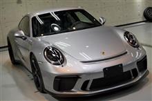 羽なし ポルシェ・911 GT3のカーコーティング【リボルト名古屋】