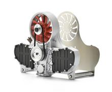 AUTOart 空冷エンジン レターホルダー