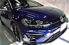 VW最速 ヴァリアント!!フォルクスワーゲン ゴルフR ヴァリアントのガラスコーティング【リボルト川口】