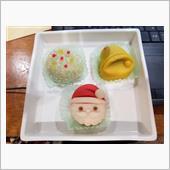 今シーズンは🎵和菓子で🎵