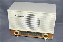 松下電器産業 ナショナル 真空管ラジオ CX-430