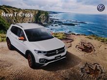VW TーCross 展示車
