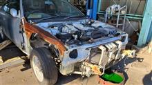来年のD1車両製作! S14分解動画です