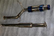 CT9A/CT9W ステンマフラー 新製品