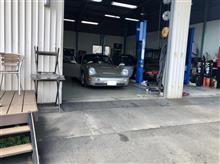 964車検完了
