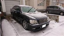 令和元年、最後の洗車です。