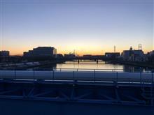 新年朝ミーティング&箱根駅伝応援。。。