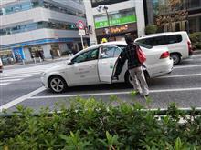 恒風 パサート個人taxi 激写さる。