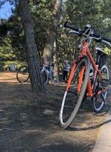 ご近所さんとサイクリング