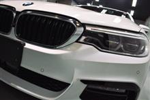 M Sport!!BMW 523dツーリング M Sportのガラスコーティング【リボルト川口】
