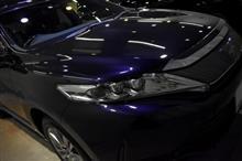 シティ派SUVの代表格!トヨタ・ハリアーのガラスコーティング【リボルト湘南】