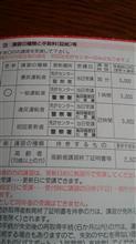 運転免許証の更新のお知らせ【交通安全】