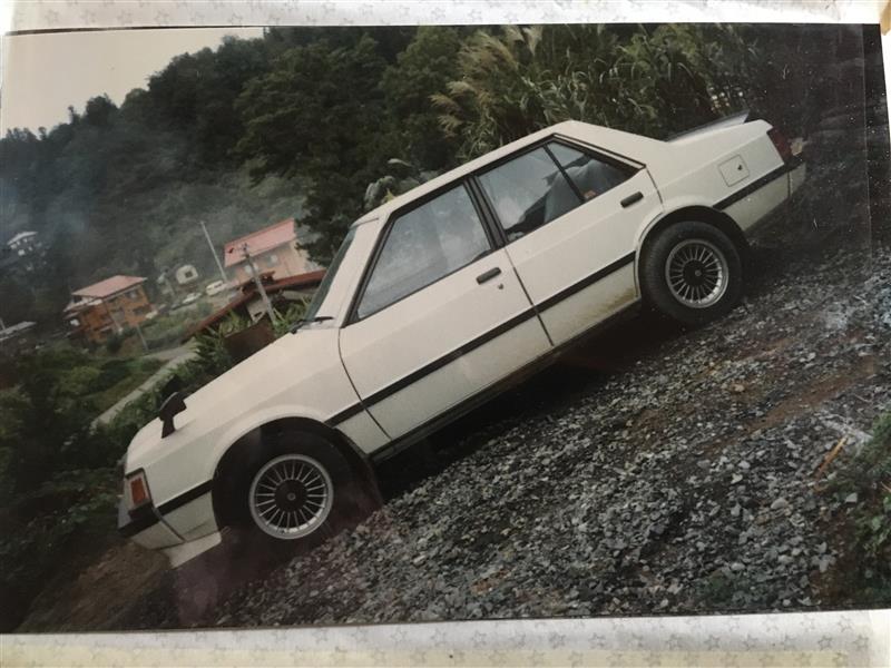 過去所有の初新車🙌