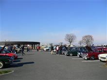 冬一月の蓮会(行田市)