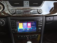 CLS55 Androidナビインストール
