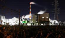 工場夜景を撮りに静岡へ