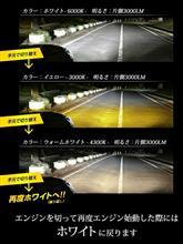 黄色が好きだけど、車検で純正に戻ったまんま。このフォグ、まさに理想です!!( ☆∀☆)