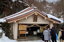 長野TOUR!パワースポットの神社と蕎麦(トガクシ編)♪