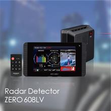 レーザー&レーダー探知機の超コンパクトモデル ZERO608LV 発売