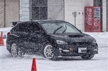 雪上走行会!
