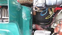 ガソリン漏れ解決。