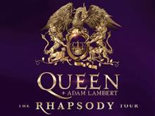 0126日 QUEEN + ADAM LAMBERT 『THE RHAPSODY TOUR』@東京