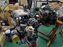 FD3S用オーバーホールエンジン と NDロードスターCPU
