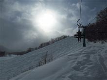 19-20 スキーNo.22 研修会2日目 朝里川温泉スキー場  そしてロングドライブ。