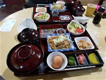 豊田北東部のレトロ喫茶店にてモーニングを愉しむ