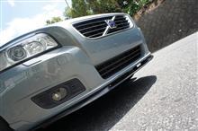 セアト(純正) Cupra-R フロントリップスポイラー